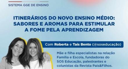 Itinerários do novo ensino médio é tema de live gratuita promovida em Pernambuco