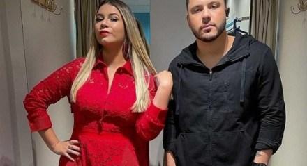 Marilia Mendonça e Murilo Huff