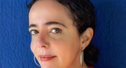 A atriz Silvia Buarque