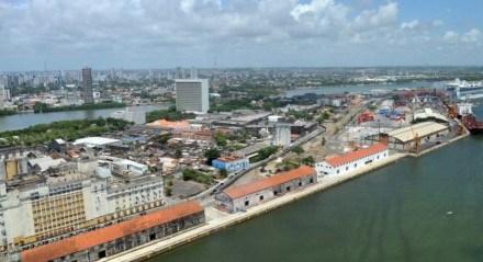 Área do Porto do Recife abrigará novo Fórum Criminal do Recife
