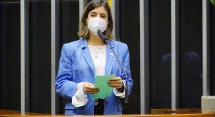 Recentemente, a deputada Tabata foi ameaçada de violência física por um notório apoiador do PT
