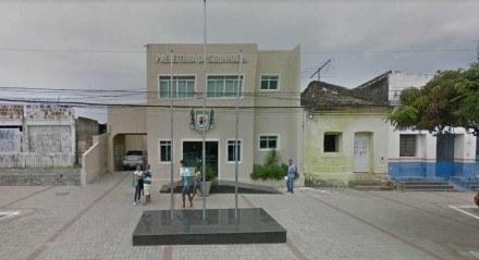 Prefeitura da Sirinhaém, no Litoral Sul de Pernambuco