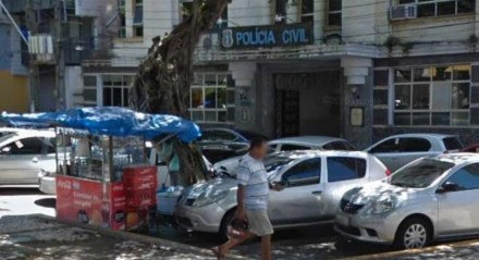 Superintendência da Polícia Civil do Ceará, em Fortaleza