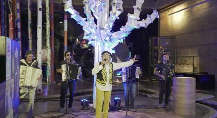 Santanna, o Cantador se apresenta em show especial da campanha Orgulho de Ser Nordestino, do SJCC