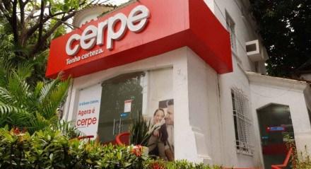 Foto fachada do Cerpe