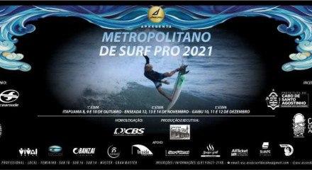 Itapuama abre o Circuito Metropolitano de Surf O tradicional evento de surfe terá pela primeira vez a categoria profissional
