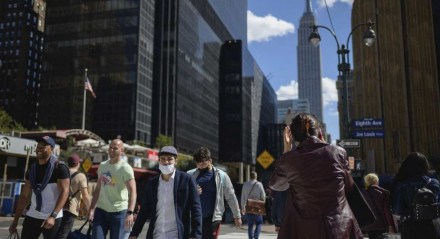 Manhattan, em Nova York