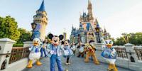 Disney World lança novo espetáculo noturno para comemorar seus 50 anos