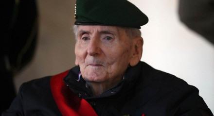Hubert Germain faleceu aos 101 anos