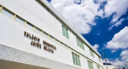 Sede da Prefeitura de Caruaru, no Agreste de Pernambuco