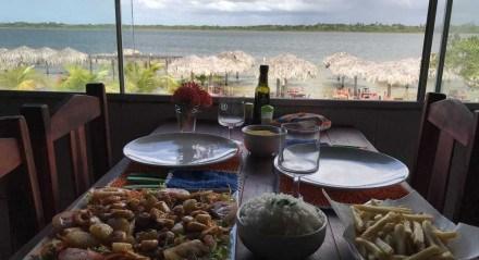 Além do visual, os restaurantes oferecem um rico e diversificado cardápio.