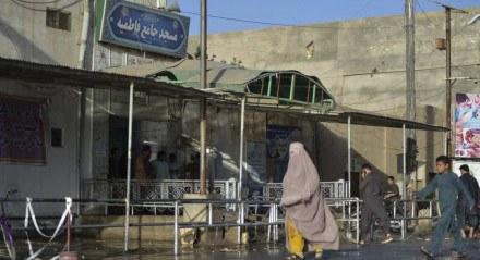 Atentado suicida aconteceu em uma mesquita xiita na cidade de Kandahar, sul do Afeganistão