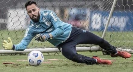 Jandrei estava sem clube desde que encerrou seu contrato de empréstimo com o Athletico-PR.