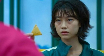 Kang Sae-Byeok, na série Round 6 da Netflix