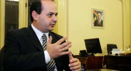 Renato Xavier Thièbaut, chefe do Gabinete de Projetos Estratégicos (GAPE) de Pernambuco