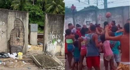 Caso aconteceu na Comunidade do Coque, na Ilha de Joana Bezerra, Centro da capital pernambucana