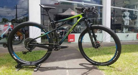 Bicicleta de juiz foi levada durante assalto neste domingo (17) no Recife