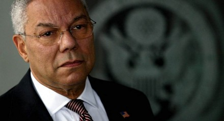 Ex-secretário americano, Colin Powell