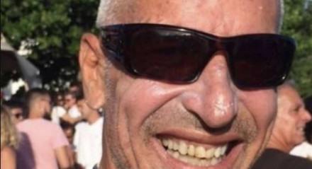 O surfista, apresentador e ator Daniel Sabbá