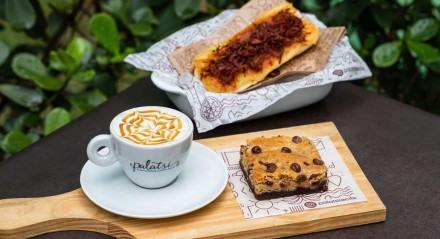 O combo do café Palatsi
