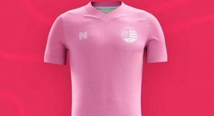 Camisa estará à venda nas lojas físicas nos próximos dias