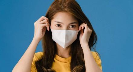 As máscaras são estratégicas no controle da pandemia de covid-19