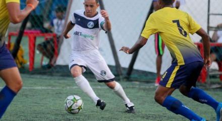 O SA BETesporte FC teve dois jogadores convocados para a Seleção Brasileira. Um deles é Alex Moraes, conhecido como Mané