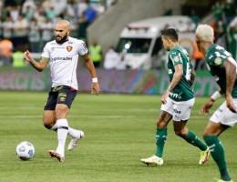 Zé Welison teve grande participação no gol do Leão