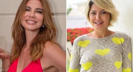 Luciana Gimenez e Antoenia Fontenelle vivem uma 'guerra' judicial