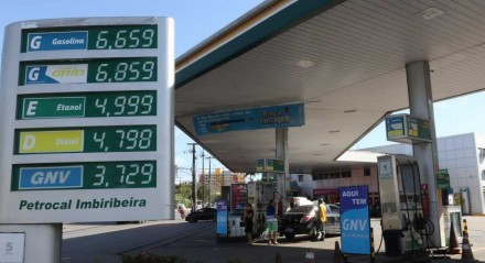 A Petrobras anuncia mais um aumento dos preços, com isso, os postos de combustíveis já repassaram os novos valores para os consumidores.