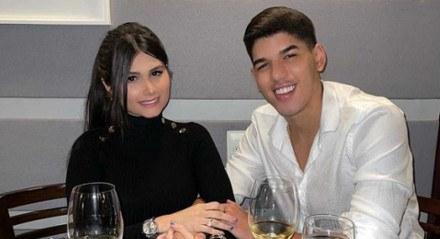 Zé Vaqueiro e Ingra Soares