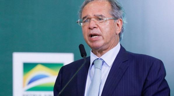Guedes, voltou a sinalizar, nesta segunda-feira (25) apoio à privatização da Petrobras
