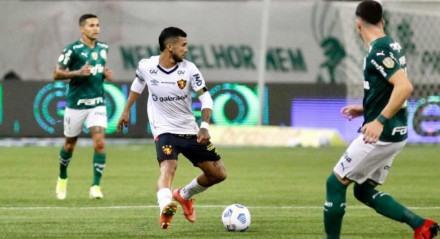 O duelo entre Palmeiras x Sport finalizou a 28ª rodada da Série A