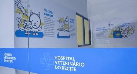 Hospital Veterinário da Prefeitura do Recife