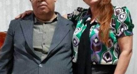 Pastor Huber Carlos Rodrigues e Ana Maria Oliveira Rodrigues