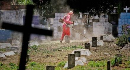 Morte, Enterro, Caixão, Feriado, Cemitério