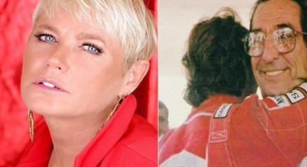 Xuxa faz homenagem para pai de Ayrton Senna, Milton da Silva