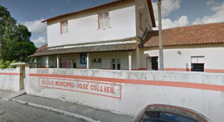A escola fica localizada no bairro Vila da Fábrica, em Camaragibe, Região Metropolitana do Recife