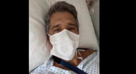 Marcio Garcia operado
