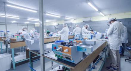 Anvisa confirma que respiradores da Bioex não passaram por testes com humanos