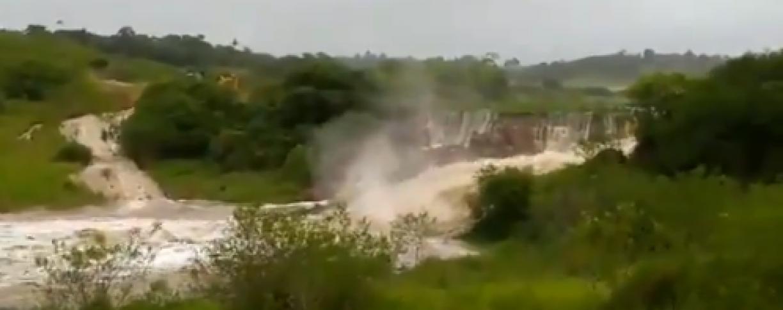 Fortes chuvas acendem alerta em Sairé, no Agreste de Pernambuco, e em cidades vizinhas