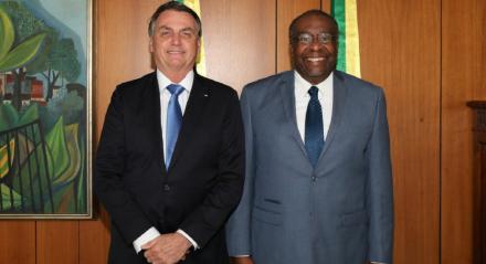 Jair Bolsonaro e Decotelli