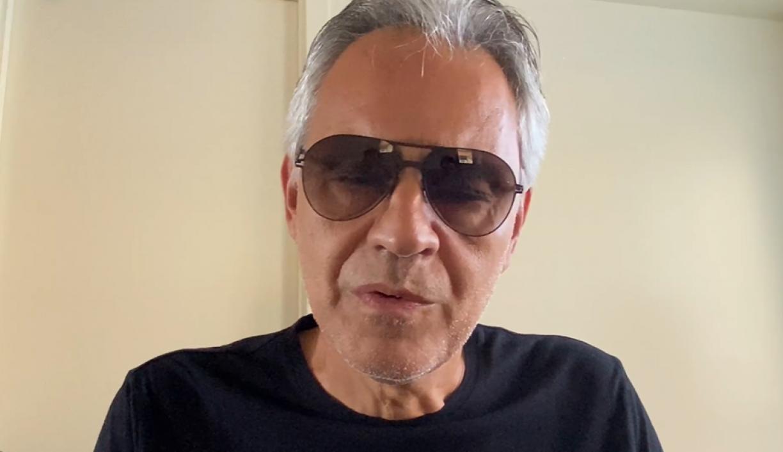 Andrea Bocelli pede desculpas após criticar lockdown na Itália
