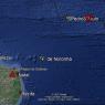 De acordo com o LabSis/UFRN, o tremor aconteceu por volta das 21h43 e teve seu epicentro a aproximadamente 282 km a leste do arquipélago de São Pedro e São Paulo