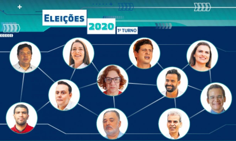 A um mês do primeiro turno, candidatos do Recife intensificam campanha
