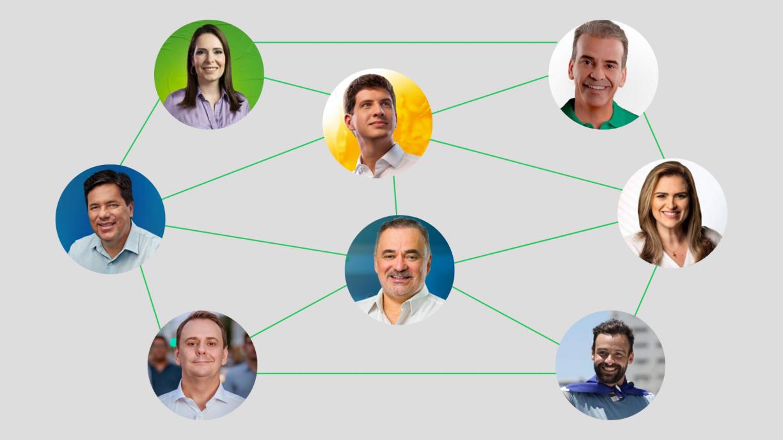 Quanto gastaram os candidatos à prefeitura do Recife com anúncios no Facebook?