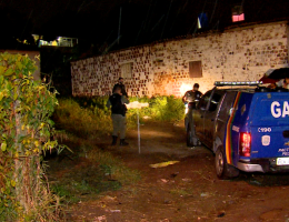Chacina deixa quatro mortos em Camaragibe, na Região Metropolitana do Recife
