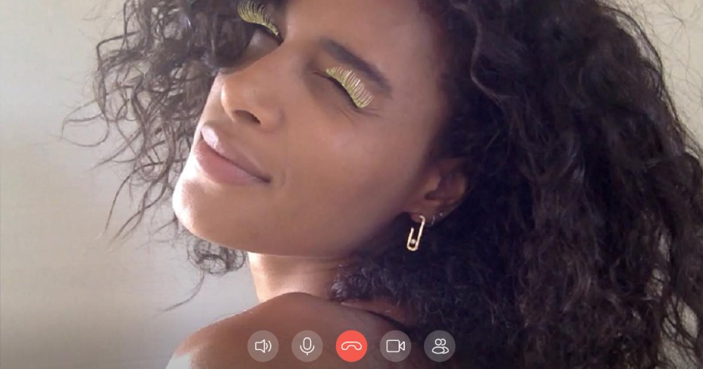 L'Oréal Paris revela sua linha de maquiagem virtual para redes sociais