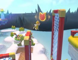 Nintendo finalmente mostrou mais detalhes do Super Mario 3D World + Bowser's Fury