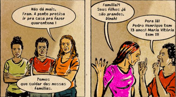 Foto: Confinada/Leandro Assis/Triscila Oliveira